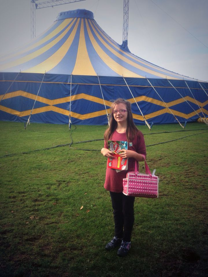 A trip to the Circus! Tues 15th Oct 2013