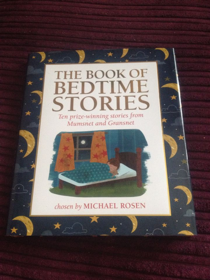 The (most wonderful) Book Of Bedtime Stories