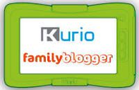 Kurio 4S Touch - a child-friendly and safe tablet #ProductReview