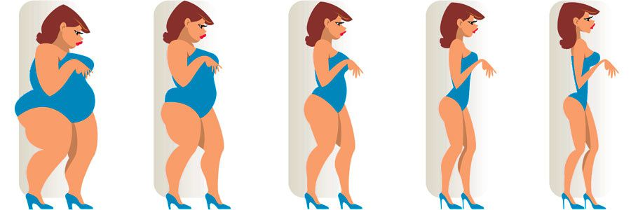Ditch flab get fab - my journey to a new me!