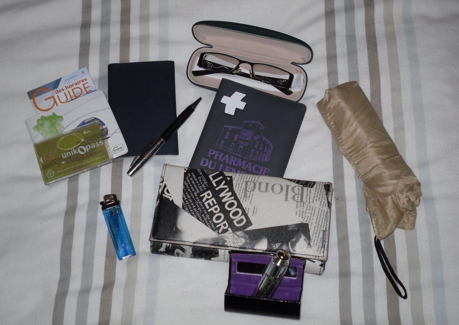 {Mon sac de maman} : le sac de P'tite Gonzesse