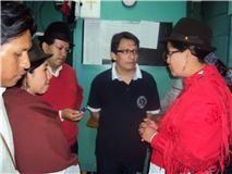 CNE ENTREGA PADRON OFICIAL   .....ECUADOR