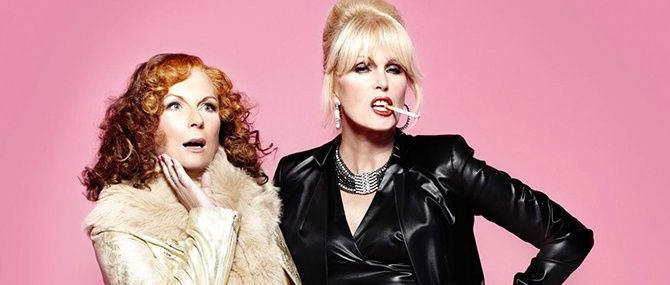 Absolutely fabulous - Le film