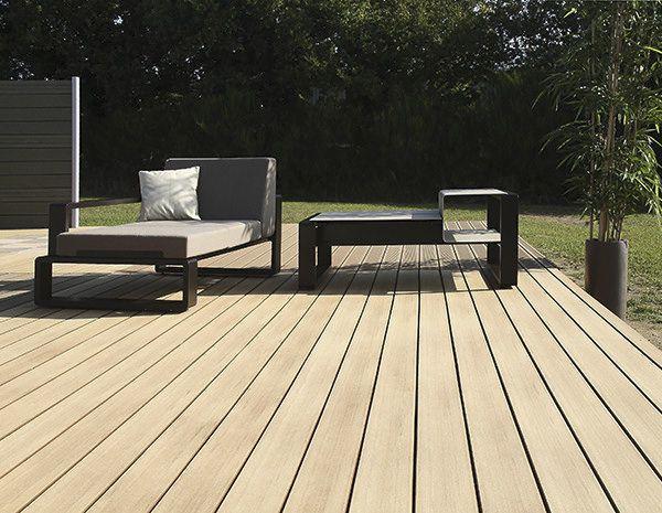 Le bois composite, l'avantage d'une terrasse en bois qui dure !
