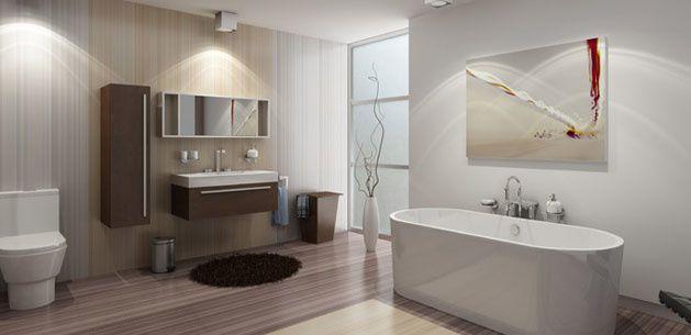 Rénovation de salle de bain - Suisse