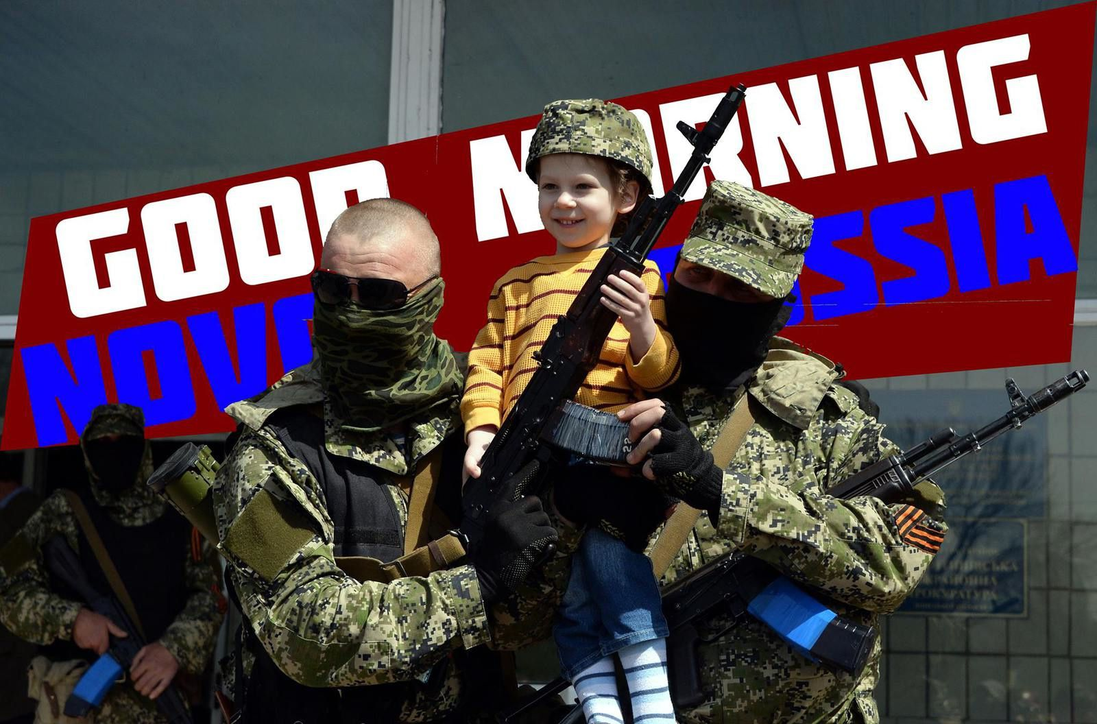 LIBRE, SOCIAL ET NATIONAL: Message d'un combattant du Donbass aux oligarques apatrides.