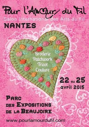 Laine cardée Pour l'amour du fil à Nantes