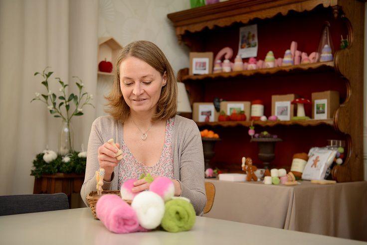 Atelier légumes laine cardée : Samedi 27 février à 14h