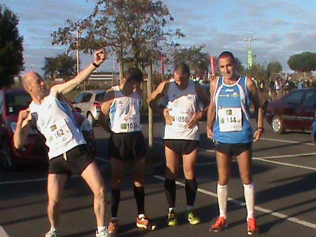 Photos de la Course de l'Estran et du marathon de Rennes