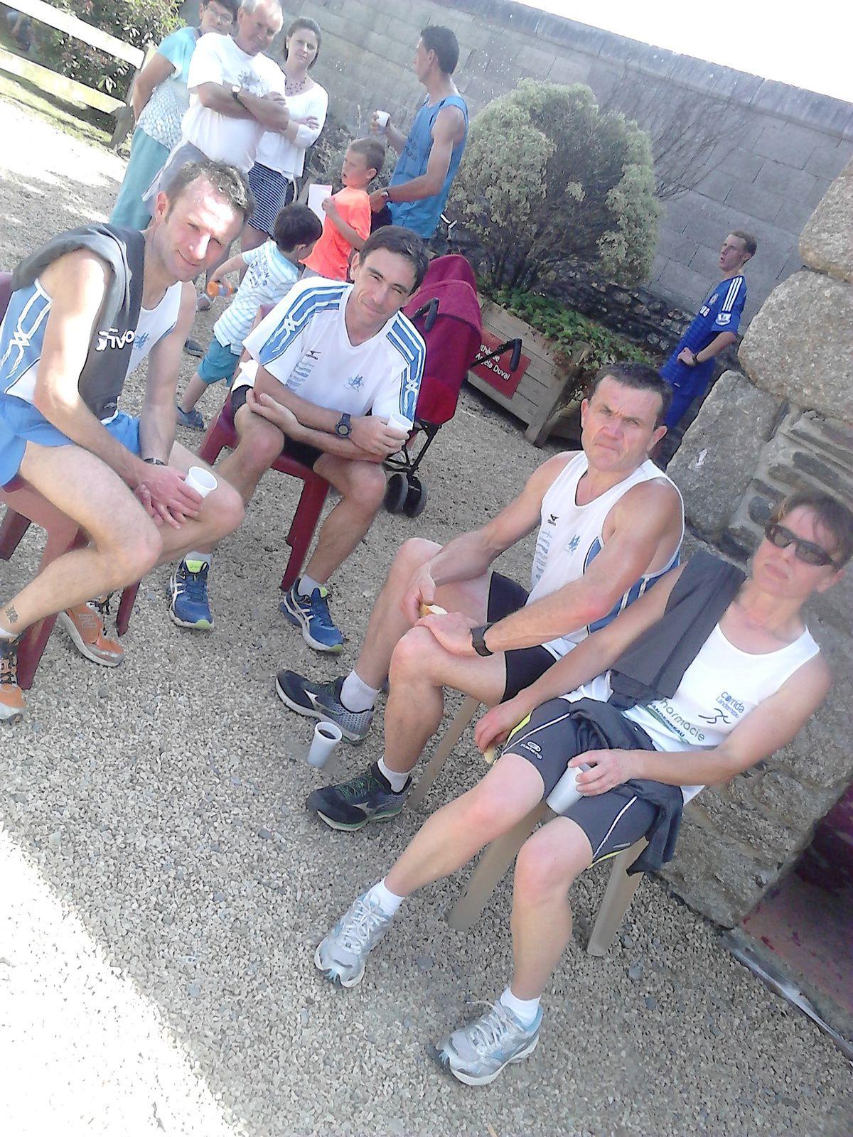 Ronde des Fougères à Pleyber-Christ - 5 km