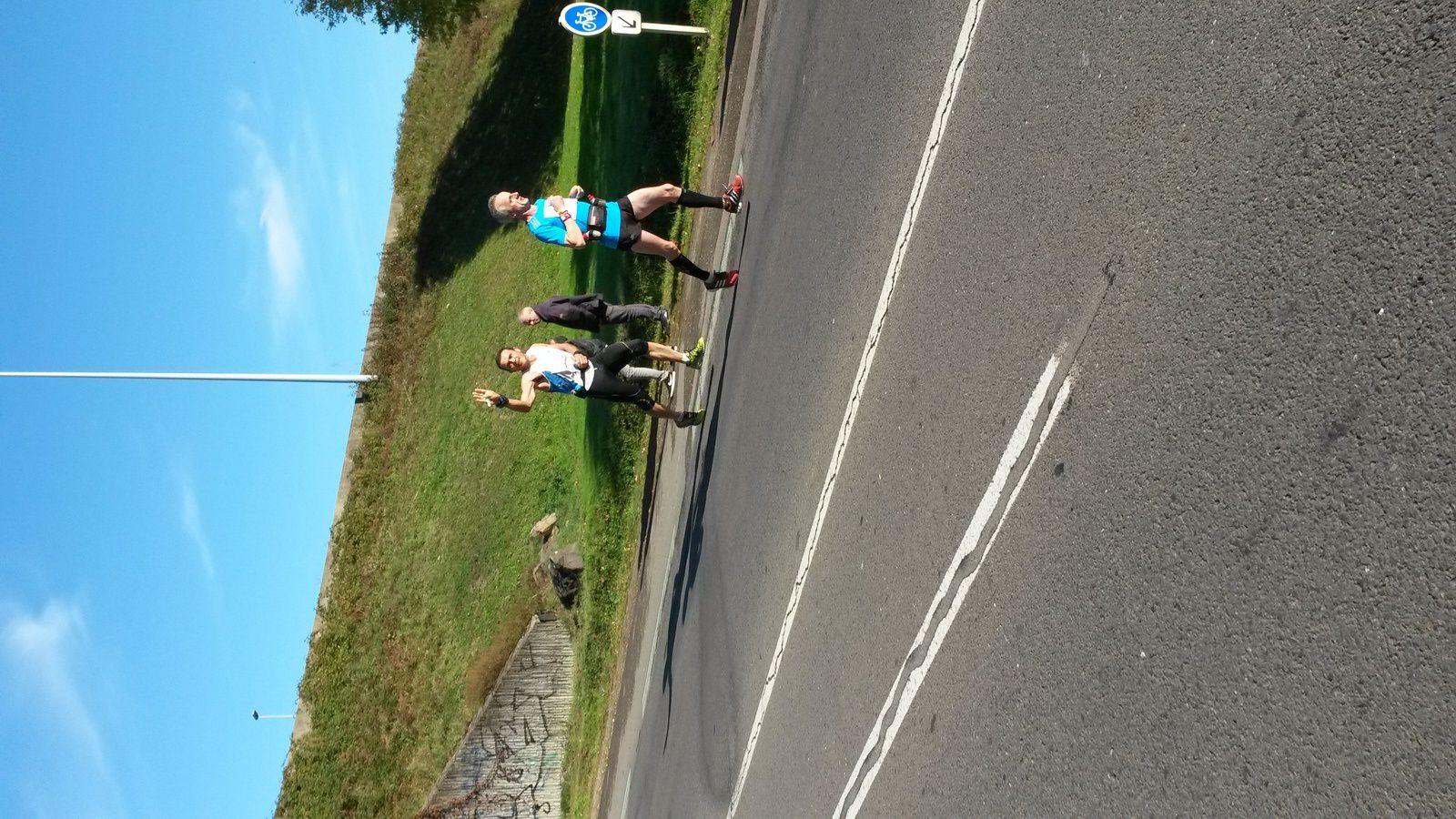 Résultats au Marathon Vert de Rennes du 29/10/2015