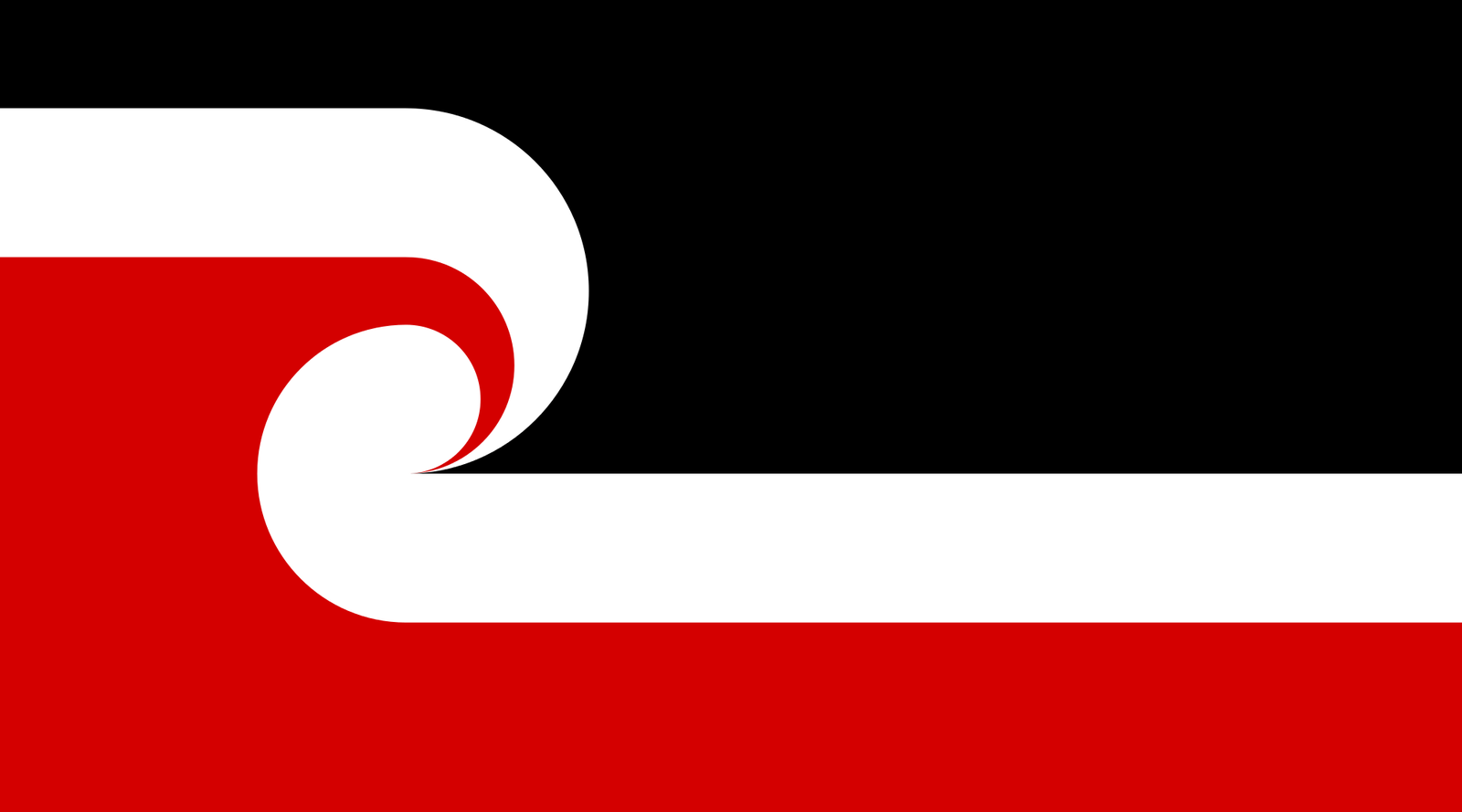 The national Māori flag