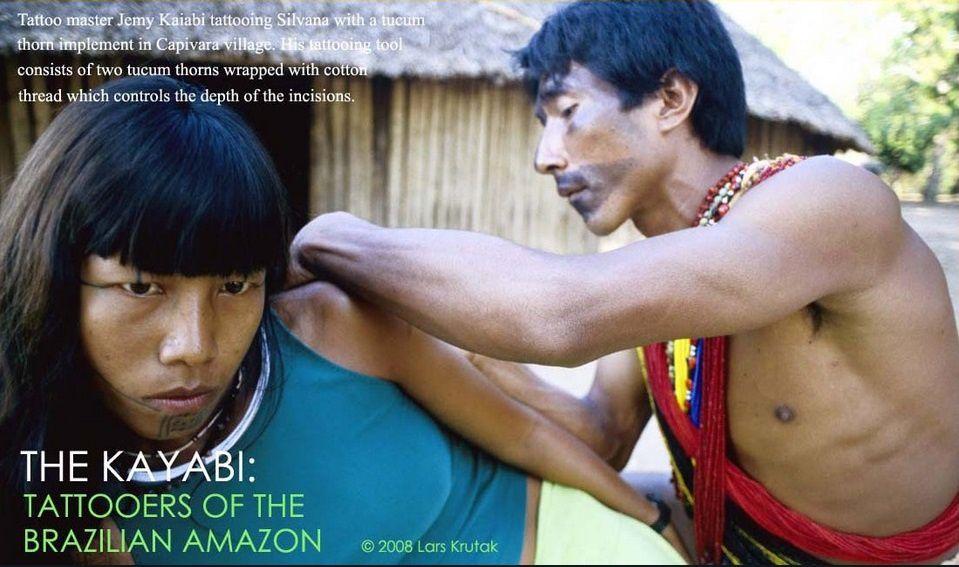 &quot&#x3B;Tous les peuples blancs sont nos ennemis&quot&#x3B; (Indiens Kiyabi de la Réserve du Rio Xingu, dans l'Amazonie brésilienne)
