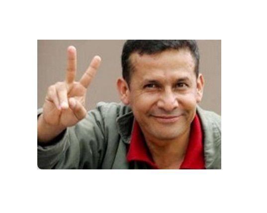 Le Président du Pérou Ollanta Humala Tasso (2011-2016)