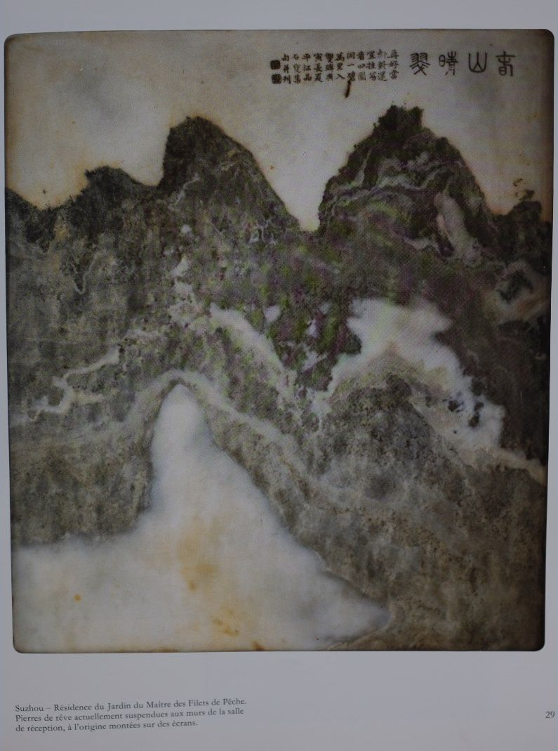 Pierre de rêve chinoise. Jardins de longévité - Chine,Japon, Skira.