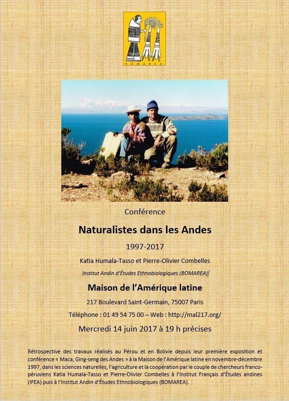 http://mal217.org/en/agenda/naturalistes-dans-les-andes-1997-2017