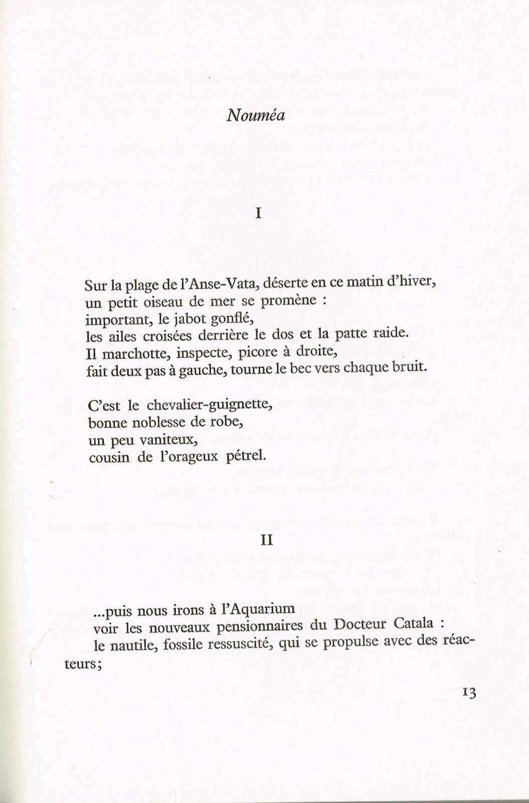 Feux d'épave (Louis Brauquier) - A Franck Tubiana