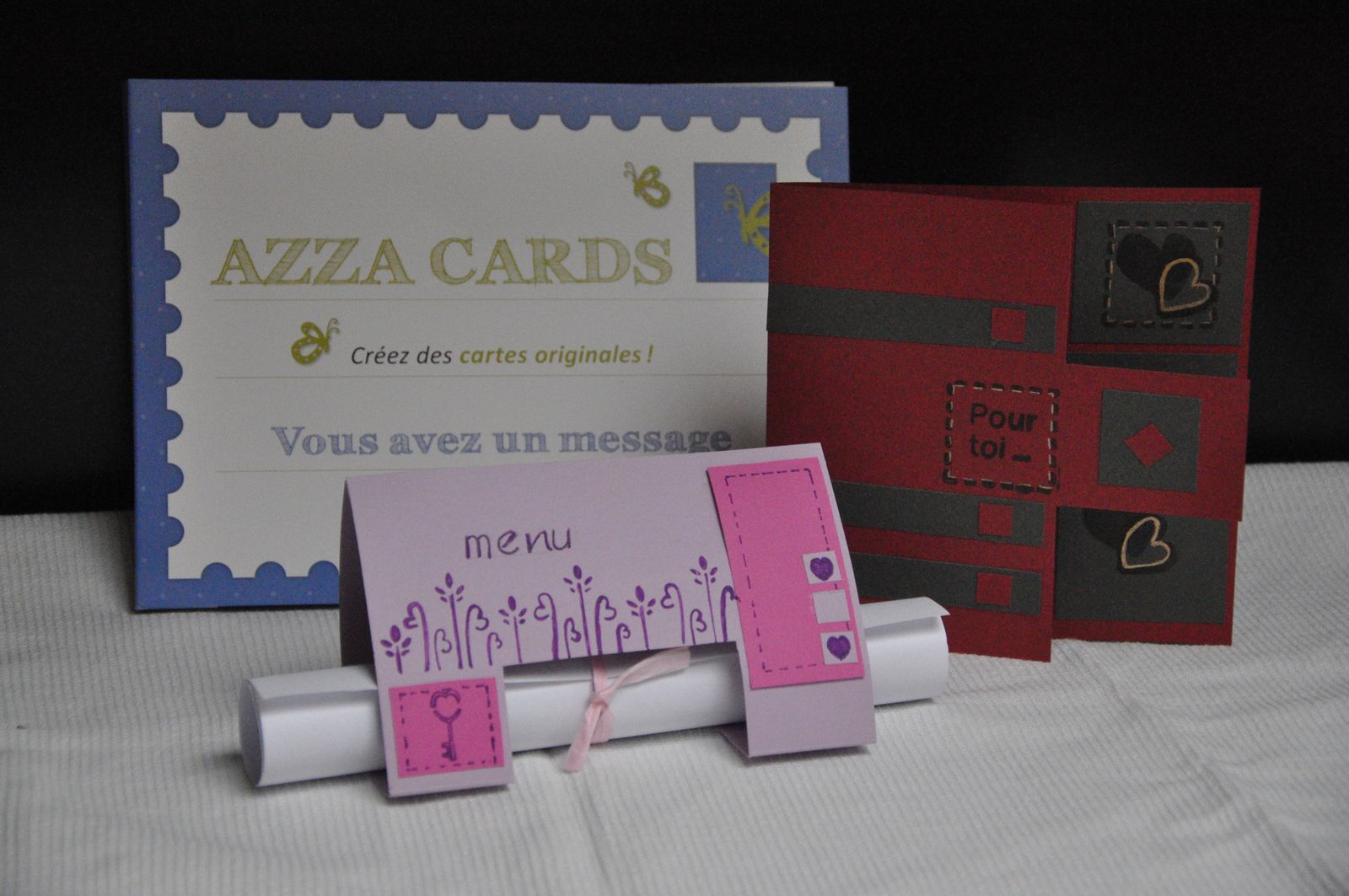 kit azza cartes