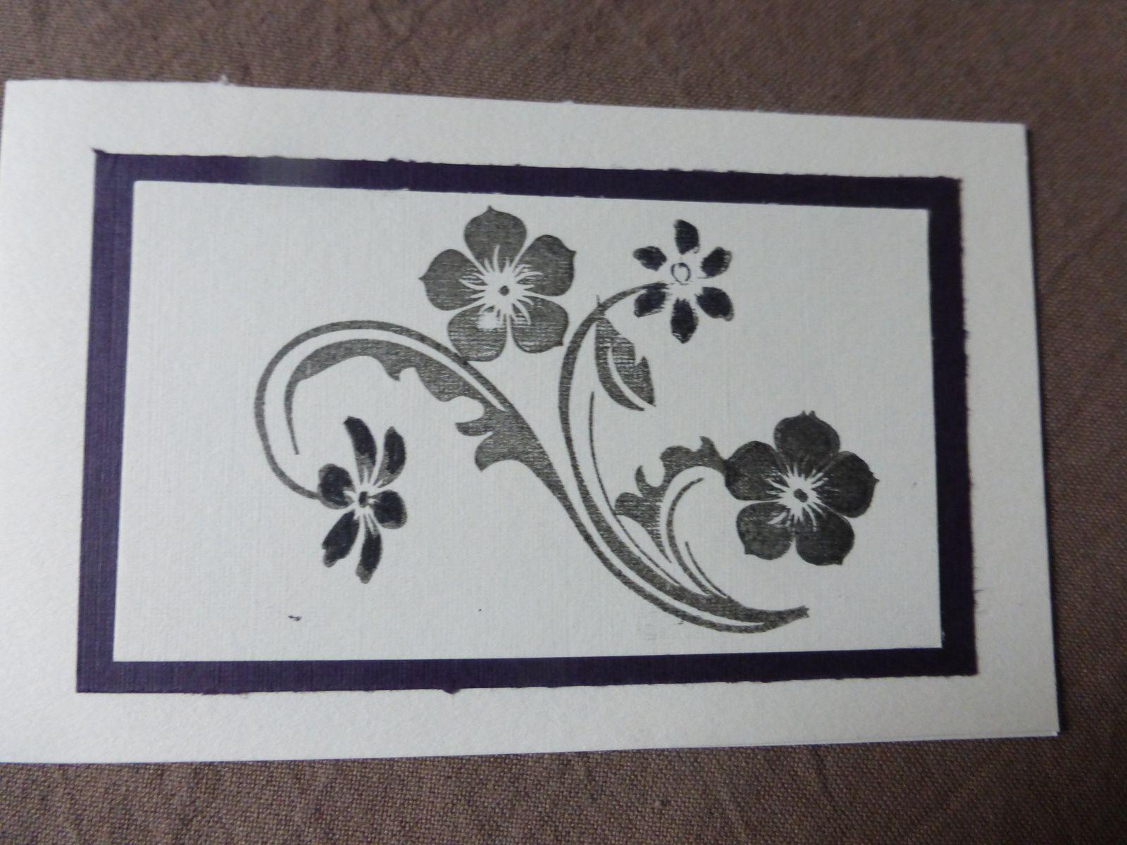 des cartes tristounettes