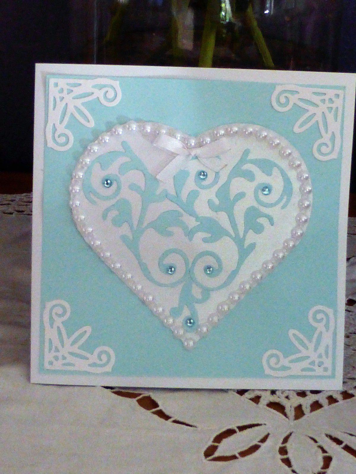 Des cartes pour un mariage