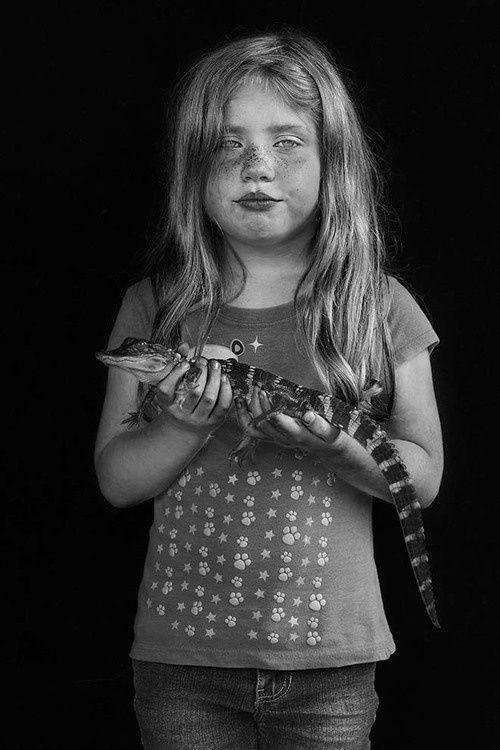 L'image du mercredi : des enfants et des animaux