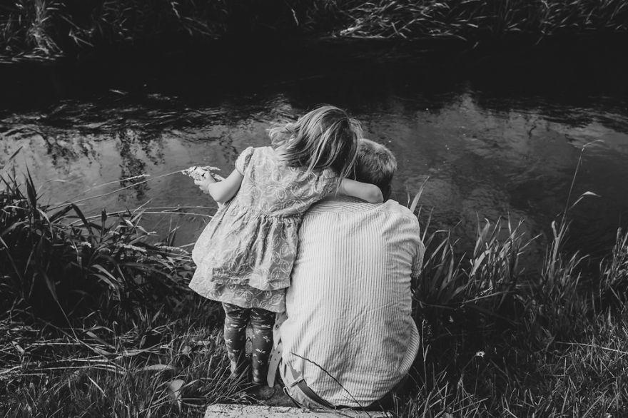L'image du mercredi : un grand-père, une mère et des enfants