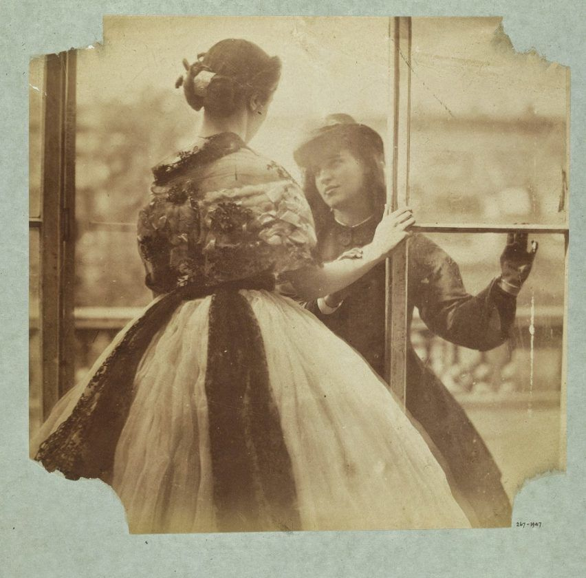 L'image du mercredi : l'adolescence victorienne par Clémentina Maude Hawarden