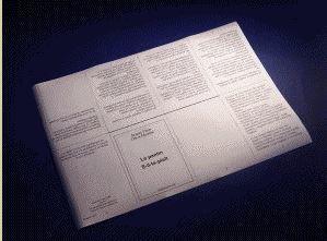 Créez facilement un petit livre à partir d'une feuille A4