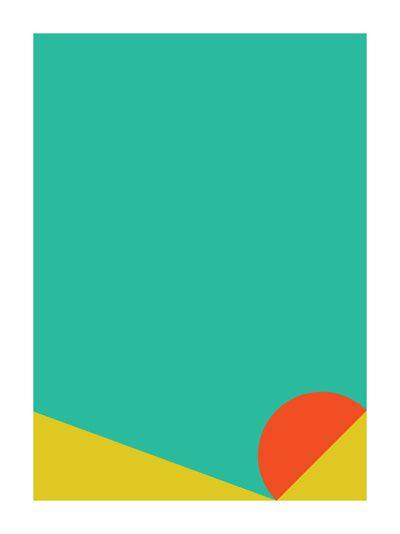 Essayez le minimalisme et l'abstraction géométrique