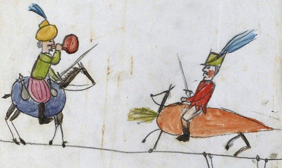 L'image du mercredi : les dessins des enfants de Darwin