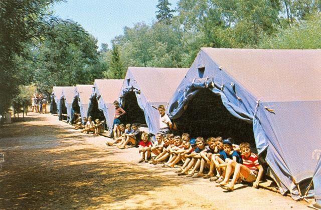 L'image du mercredi : Rétro-colo, un siècle de séjours de vacances