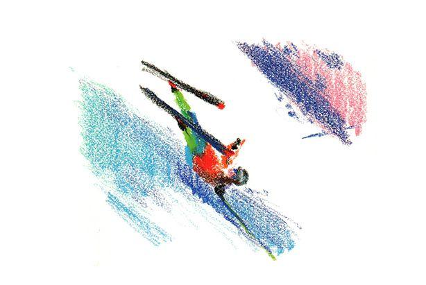 Aïe le ski ! (1)