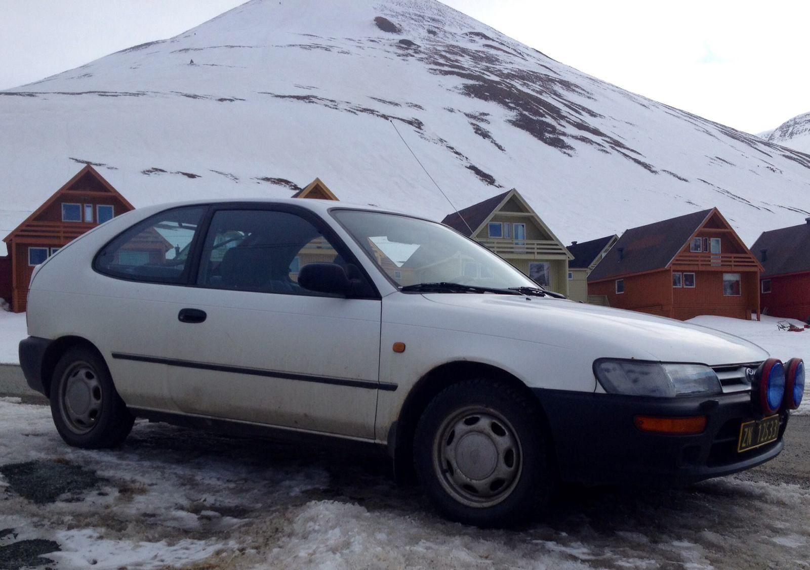 la tuture en question... modèle typique Svalbard....modèle 1993 de je ne sais même pas quelle marque !