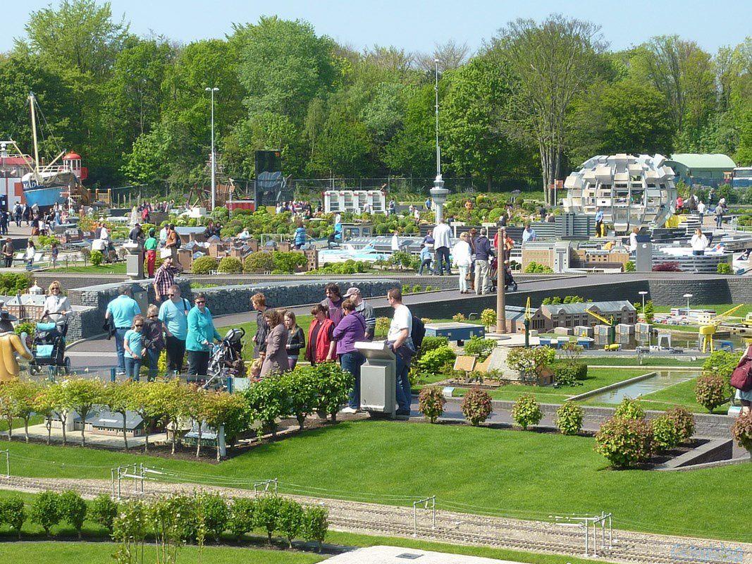Les moulins et les tulipes (1) (Pays-bas en camping-car)