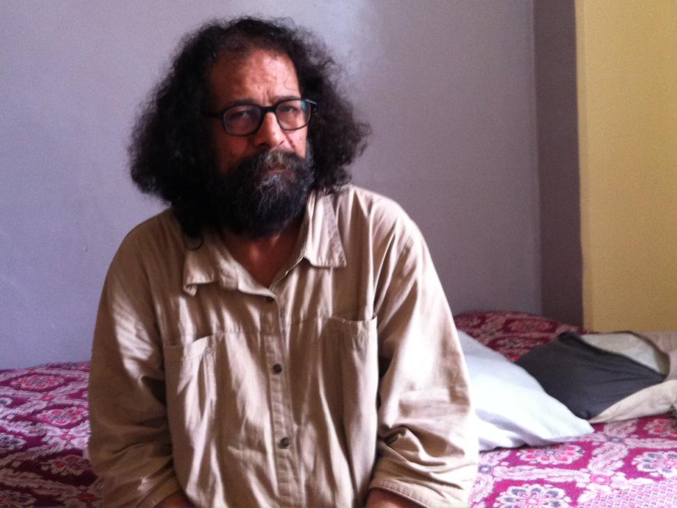 Khaled Amami, notre ami et camarade tunisien.
