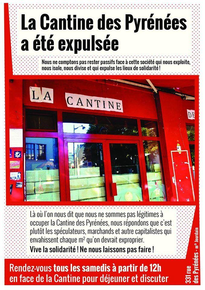 La Cantine des Pyrénées n'est pas morte