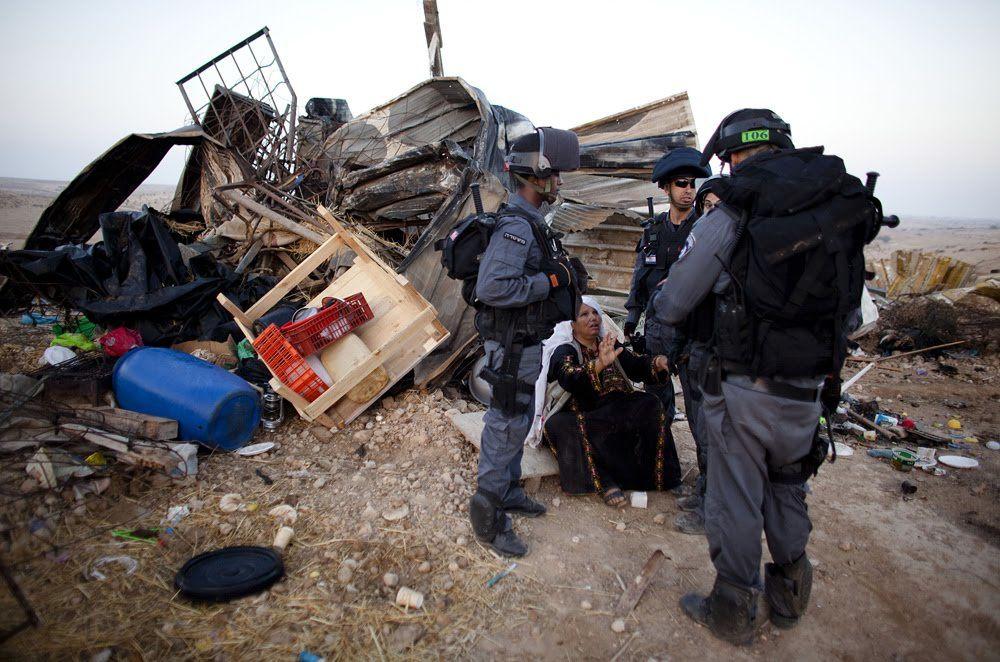 [Israël] Un village bédouin rasé 83 fois doit payer 500 000 dollars pour les démolitions