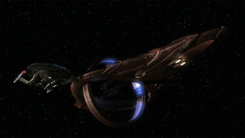 La Biblia interpretada según el Universo Star Trek La Inmaculada Concepción
