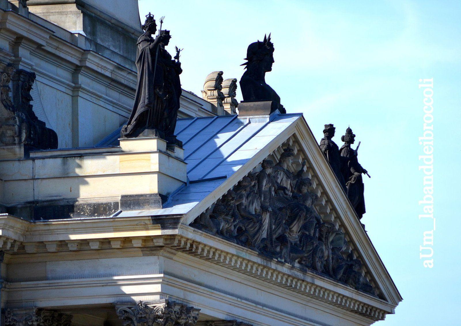 Dresda, una cittá magica