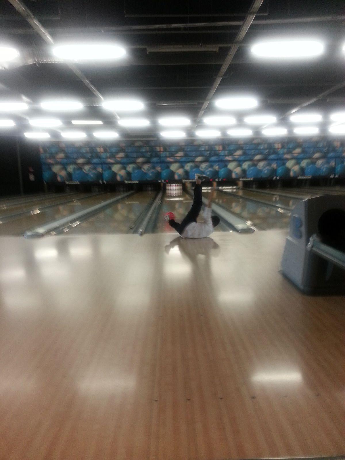 Sortie Bowling avec l'accompagnement à la scolarité