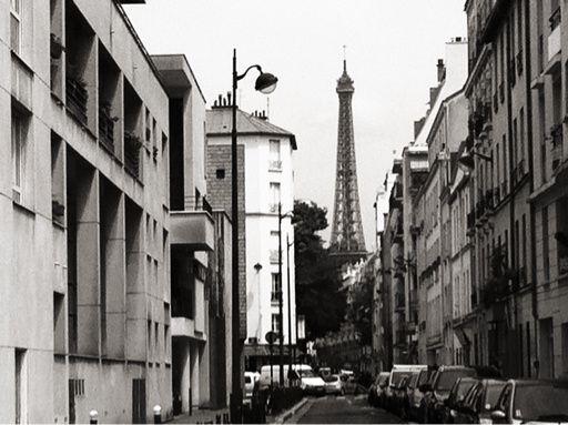 Paris pathétique...