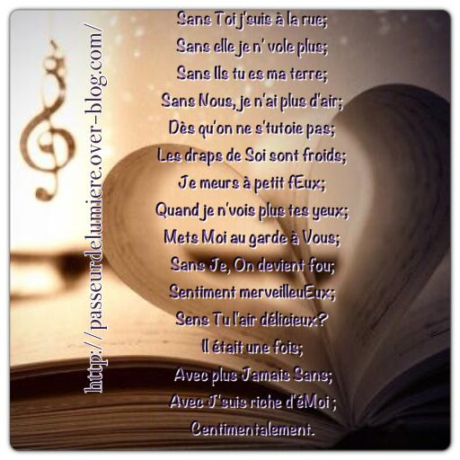 Centimentalement... (Paroles)