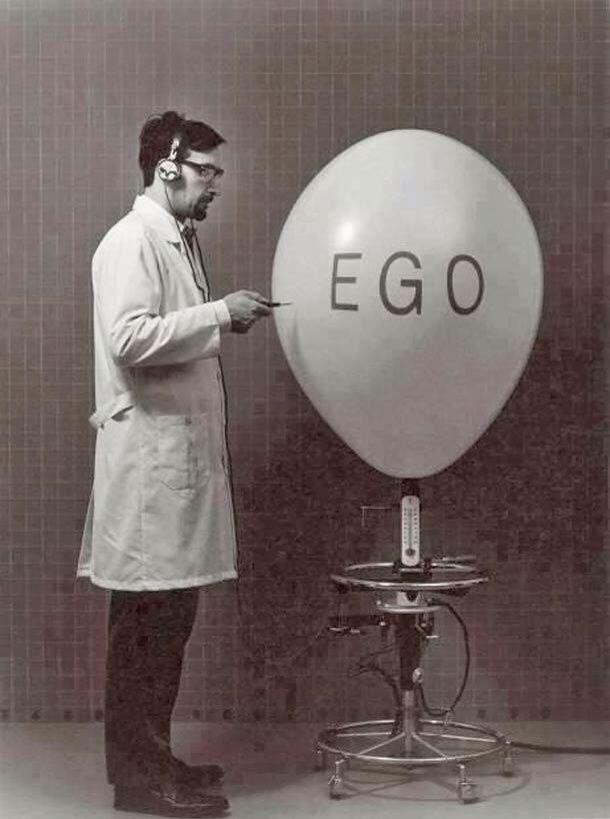 Les lyres de l'Ego...