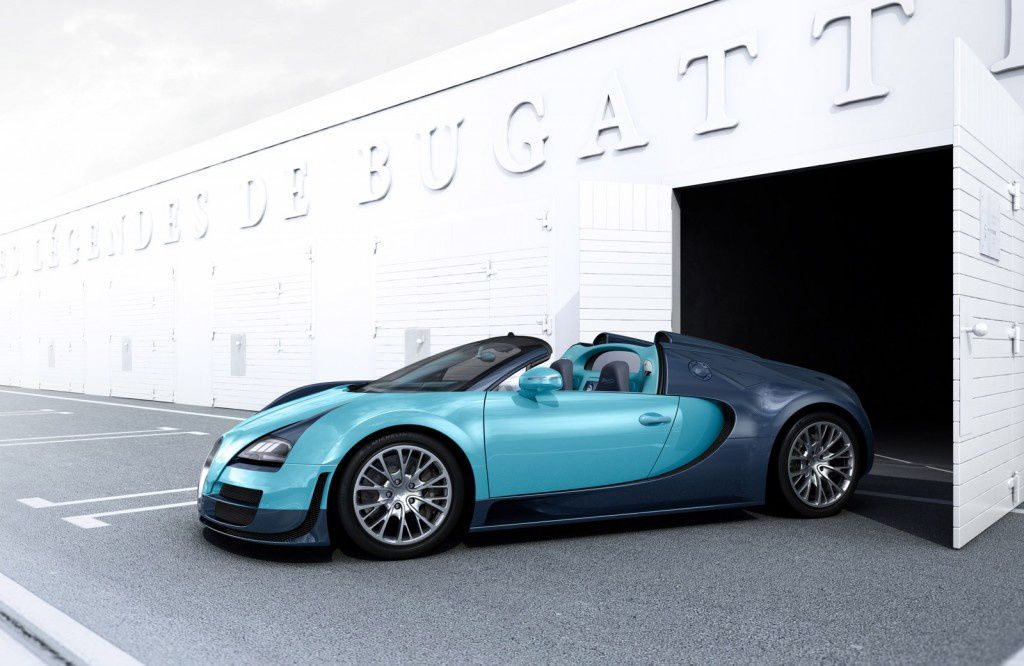 THE BUGATTI LEGEND JEAN-PIERRE WIMILLE