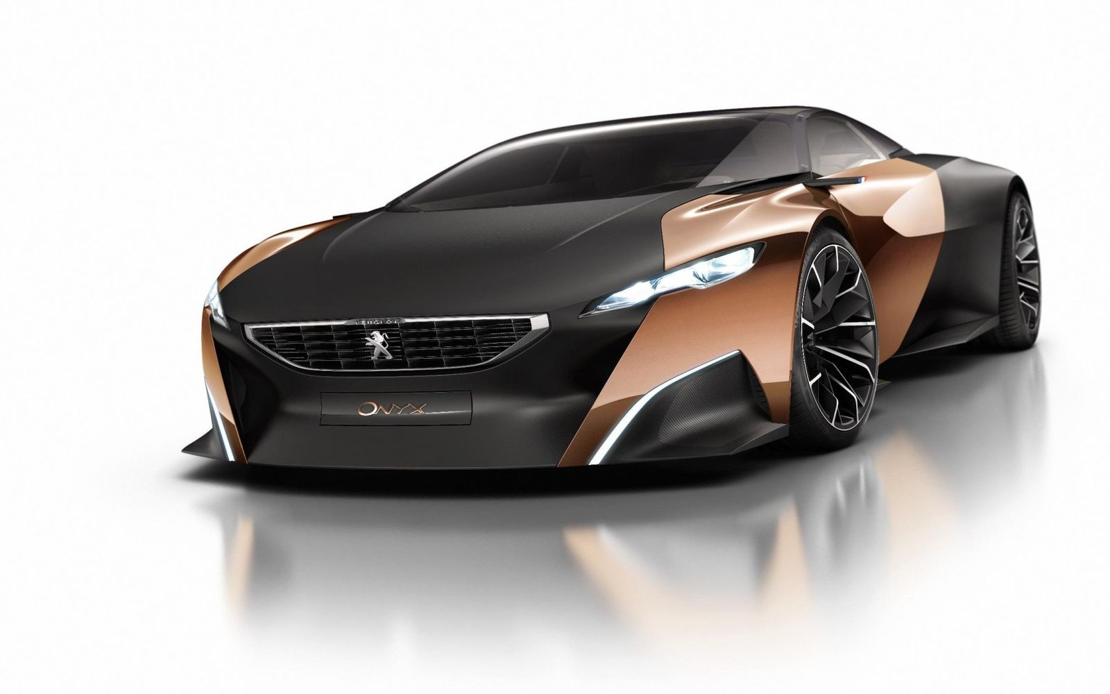 PEUGEOT ONYX, THE MOST BEAUTIFUL CAR - FCIA - French Cars In America