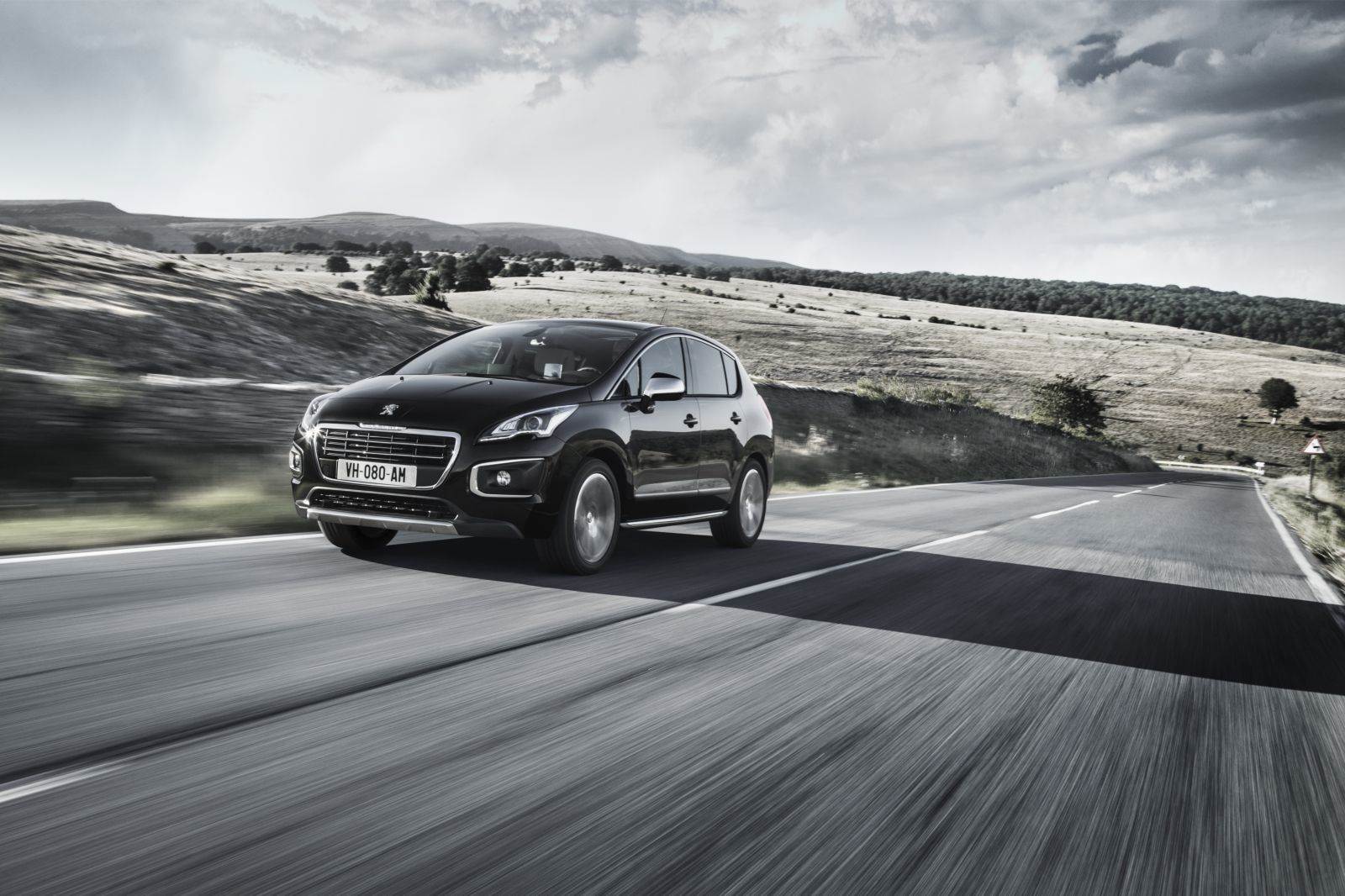 New Peugeot 3008 Fcia French Cars In America Connect France