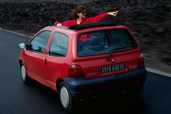 Renault Twingo 20 Years Young Fcia French Cars In America