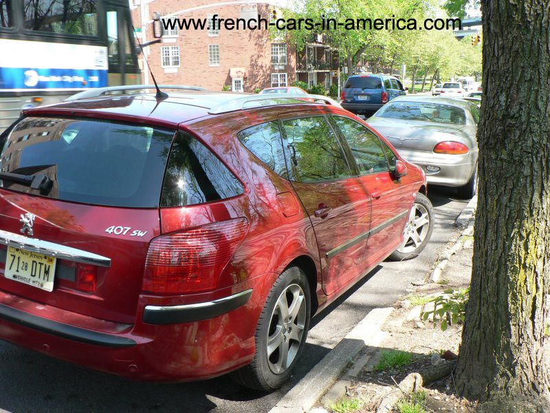 French cars in usa