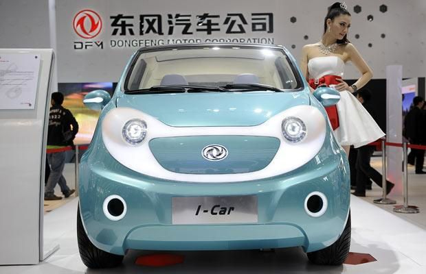 Dongfeng I-Car at Beijing Auto Show