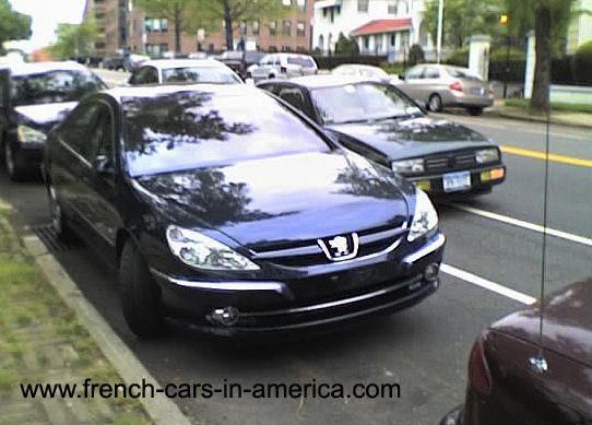 WHEN PEUGEOT PLANNED TO COME BACK TO THE USA - FCIA - French Cars In